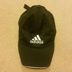 100 % polyester soft feel Adidas hat...